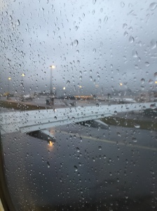 Leaving rainy Gothenburg!